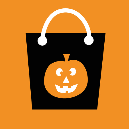 loot: Pumpkin Candy Bag