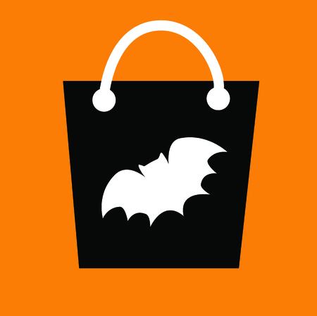 loot: Candy Bag Illustration