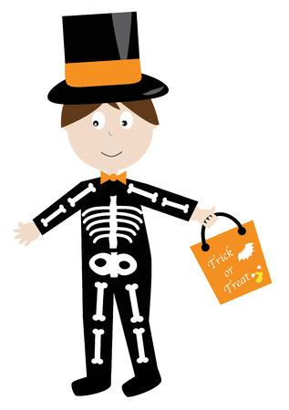 loot: Skeleton Trick or Treater