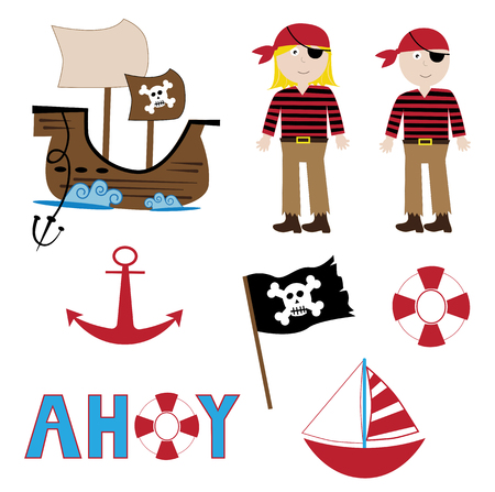 ahoy: Pirate Items