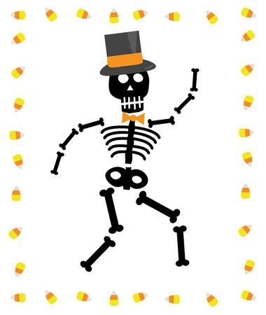 Skeleton Ilustracja
