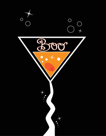 Boo Cocktail