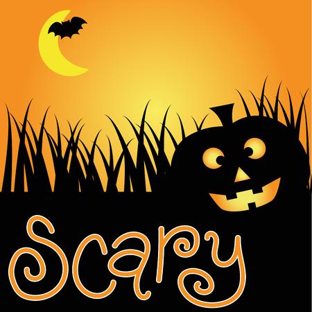 scary pumpkin: Scary Pumpkin