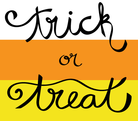 october 31: Trick or Treat