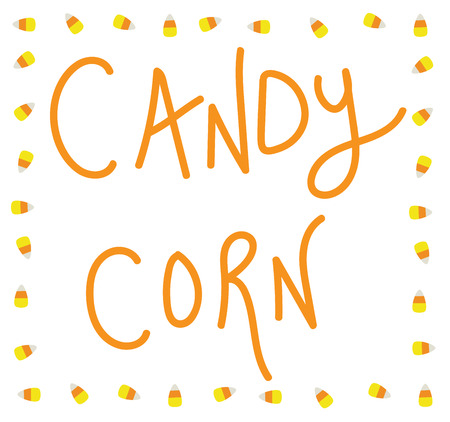 october 31: Candy Corn