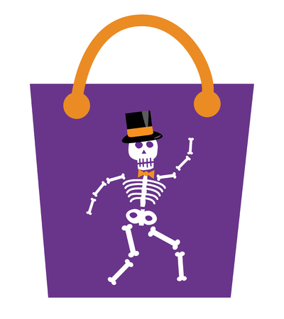 Skeleton Goodie Bag