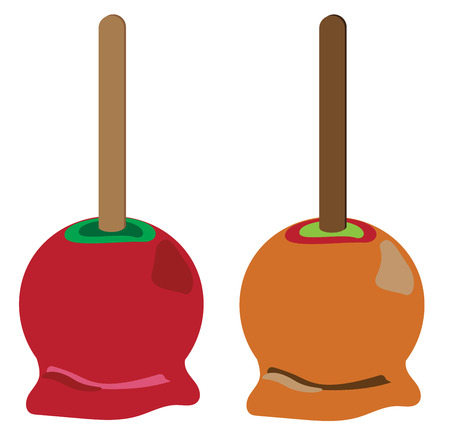 goodies: Candy Caramel Apples