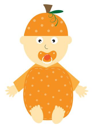 31st: Pumpkin Baby