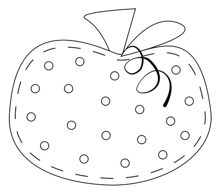 Pumpkin Coloring Page Royalty Free Cliparts, Vectors, And Stock ...