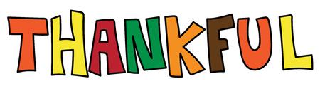 thankful: Thankful