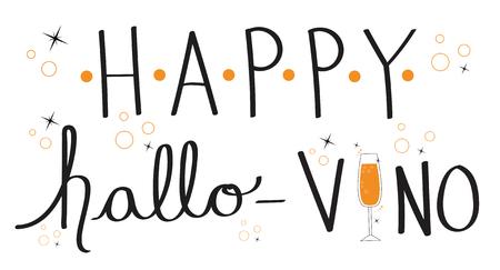vino: Happy Hallo Vino