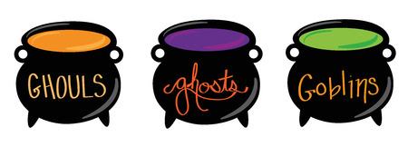 ghouls: Cauldrons