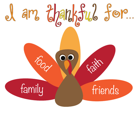 thankful: Thankful Turkey