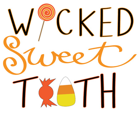 31st: Wicked Sweet Tooth Illustration