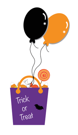 loot: Halloween Candy and Balloons