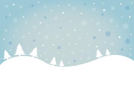 Snowy Christmas Imagens - 67595877