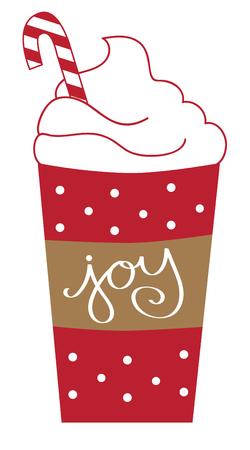 Joy Peppermint Latte