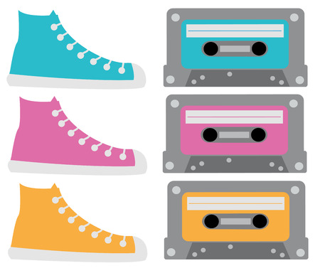 Shoes and Cassettes
