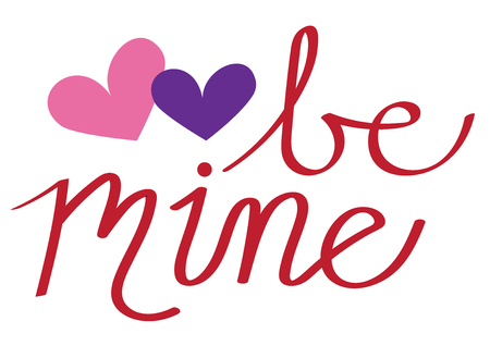 be: Be Mine Hearts