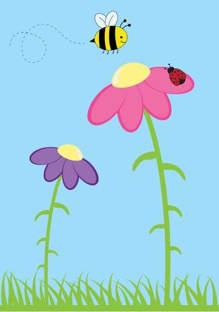 Flowers Çizim