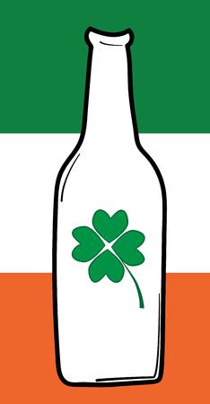 Shamrock Irish Beer