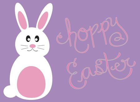 Hoppy Easter Bunny