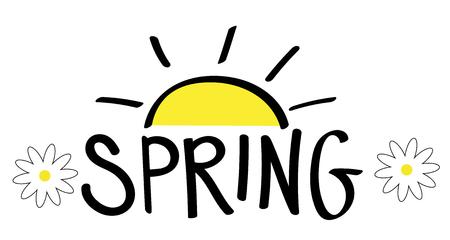 Spring 向量圖像
