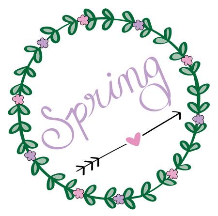 Spring Ilustracja