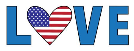 fallen: Love America