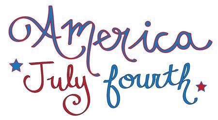 America July Fourth
