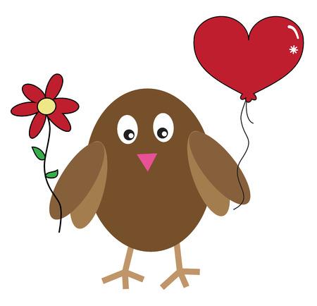 Happy Valentines Day Owl