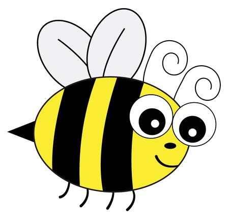 Cute Bumblebee Bug