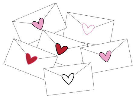 Happy Valentines Love Letters