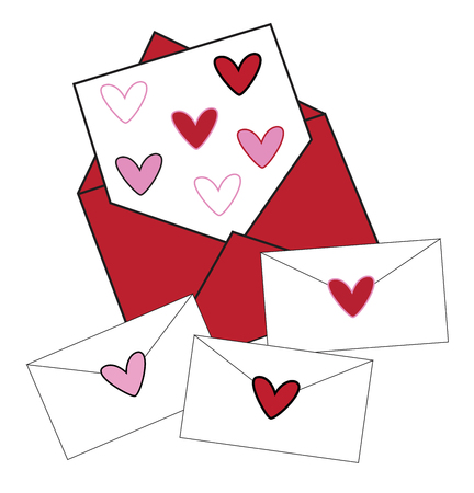 Happy Valentines Day Letters