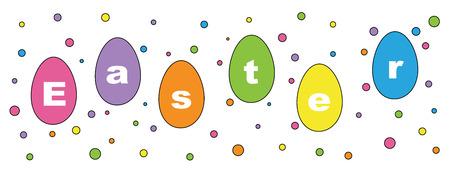 행복한 부활절 달걀