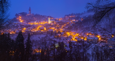 Moravian-Silesian Christmas Bethlehem photo