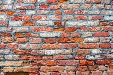 Background of old brick wall texture Reklamní fotografie