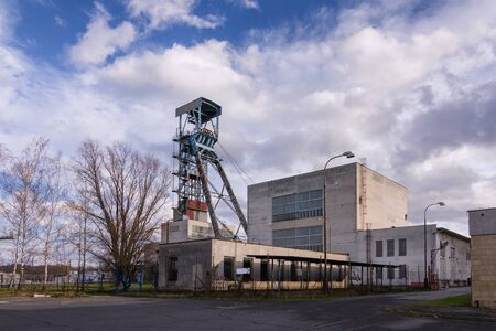 Tower of the former mine Staric I