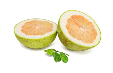citrus maxima: Pomelo or Chinese grapefruit