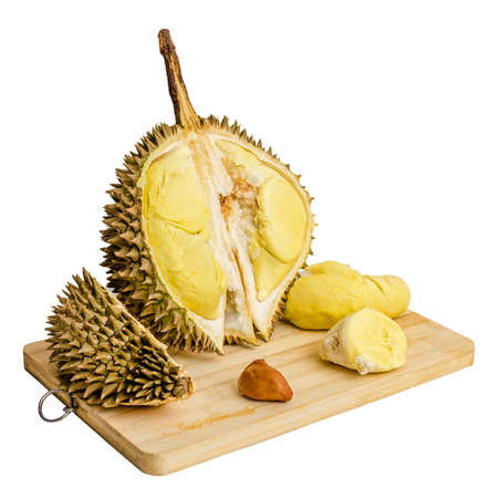 King of the fruits  Durian  Giant Tropical Fruit