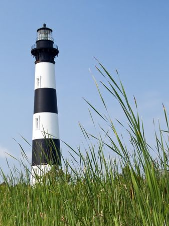 nc: Bodie Island Light, Cape Hatteras National Seashore, NC