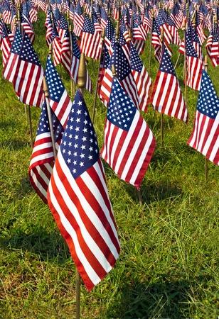 bandiera stati uniti: Campo delle Bandiere
