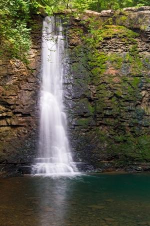 hayden: Hayden Falls in Dublin, Ohio Stock Photo