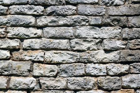 bulwark: Rustic Limestone Wall