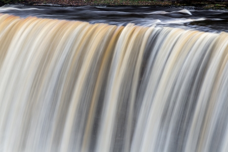 Upper Tahquamenon Falls, a waterfall in Michigan photo