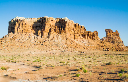 Molly s Castle in the Utah Desert Stock Photo - 26785803