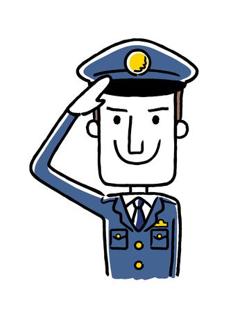 Werkende mensen, Beroep: Politieambtenaren
