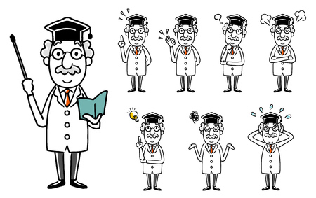 Dr.: Set, Variation Vectores