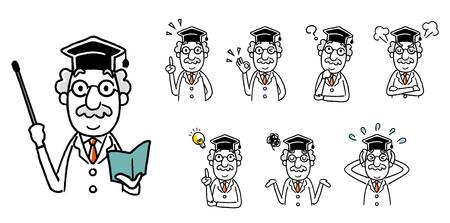 Set of Variation of doctors.
