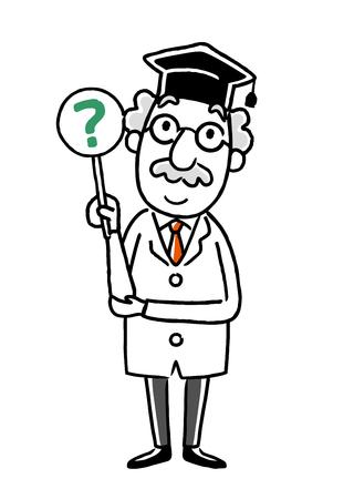 answer: Dr.: Answer Illustration